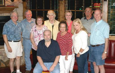 Class of 1966 Dinner at Carino's - Saturday, August 17th, 2013