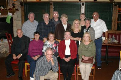 Class of 1966 Dinner at Carino's - Saturday, November 16th, 2013