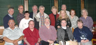 Class of 1966 at Carino's - Saturday, February 22nd, 2014