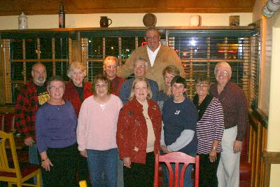 Class of 1966 at Carino's - Saturday, November 15th, 2014