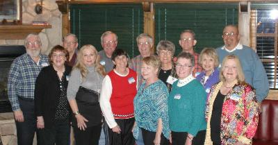 Class of 1966 at Carino's - Saturday, February 21st, 2015