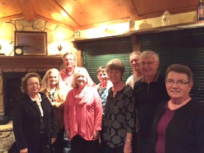 Class of 1966 at Carino's - Saturday, February 20th, 2016