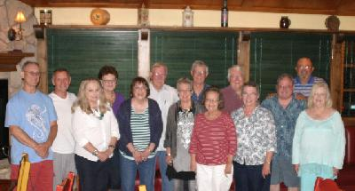 Class of 1966 at Carino's - Saturday, August 20th, 2016
