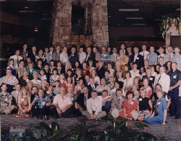 1996 - 30 Year group photo